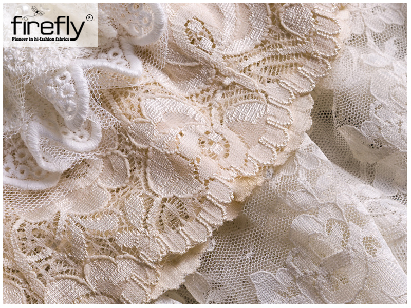Explore the Types and Uses of Lace Fabric