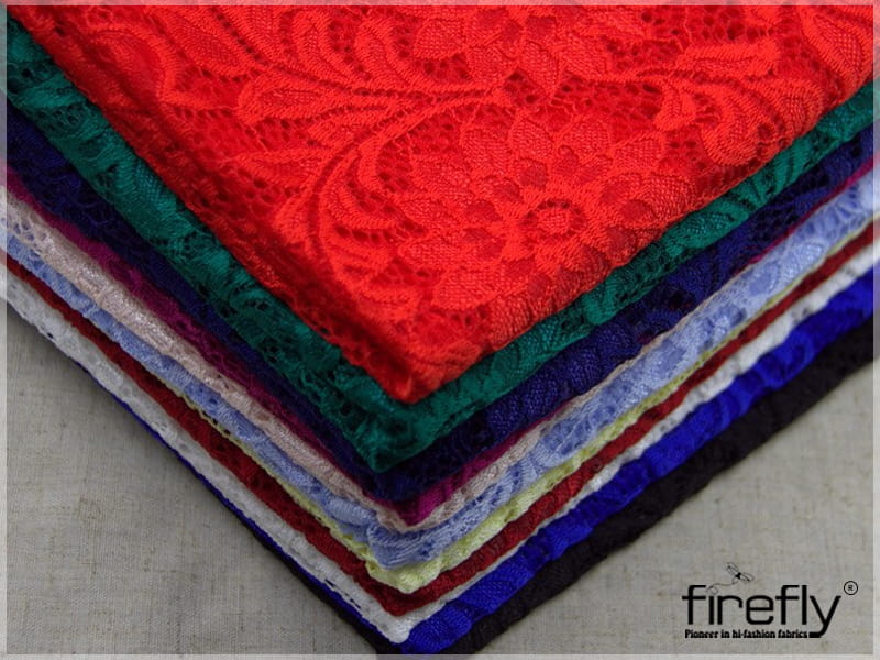 How Can You Use Lace Fabric for Creating Pretty Items?